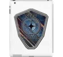 Star Citizen Logo - MultiColour iPad Case/Skin