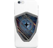 Star Citizen Logo - MultiColour iPhone Case/Skin