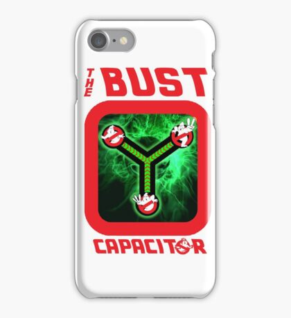 THE BUST CAPACITOR iPhone Case/Skin