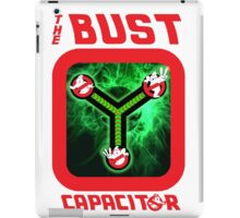 THE BUST CAPACITOR iPad Case/Skin