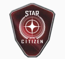 Star Citizen Logo - Red by Longdude100