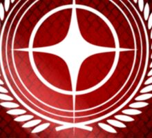 Star Citizen Logo - Red Sticker