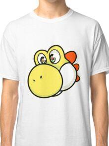 yellow yoshi Classic T-Shirt