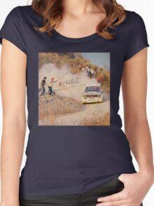 Audi Quattro Women's Fitted Scoop T-Shirt