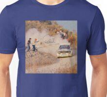 Audi Quattro Unisex T-Shirt