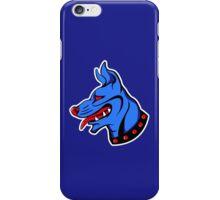 Single Dog_02 iPhone Case/Skin