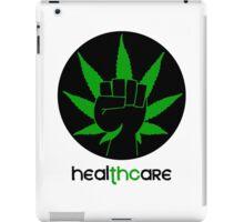 Healthcare THC iPad Case/Skin
