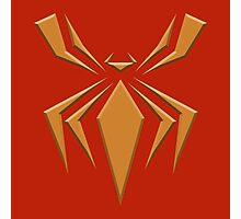 Fe Spider Logo Photographic Print
