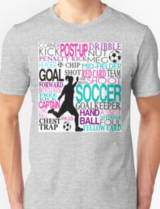 Words of football T-Shirt