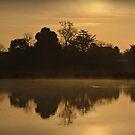 Moody Sunrise by Kasia Nowak