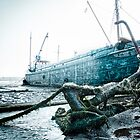 Run Aground by Art Hakker Photography