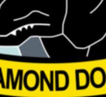 Metal Gear Solid - Diamond Dogs Sticker