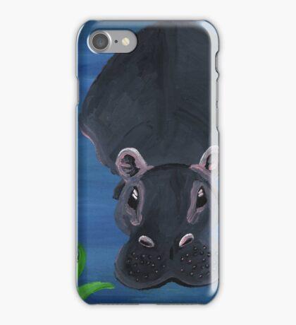 Hippo iPhone Case/Skin