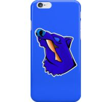 Eating Bear iPhone Case/Skin