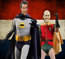 Vanman & Robben  by aketton