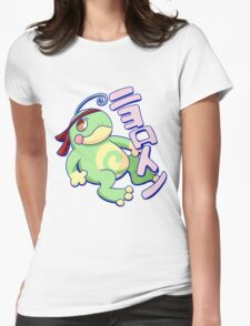 Politoed!!!! Womens Fitted T-Shirt