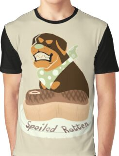 Spoiled Rotten Graphic T-Shirt