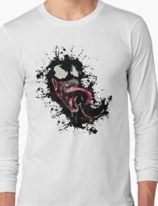 Venom •Splatter Long Sleeve T-Shirt