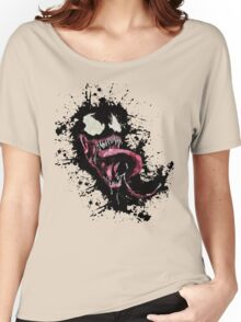 Venom •Splatter Women's Relaxed Fit T-Shirt