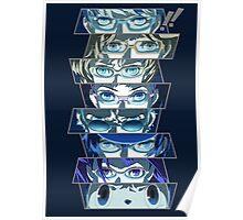 Persona 4 Critcals Poster