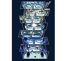 Persona 4 Critcals Photographic Print