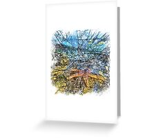 The Atlas of Dreams - Color Plate 199 Greeting Card