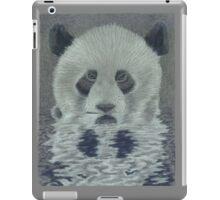 Panda in the Water iPad Case/Skin