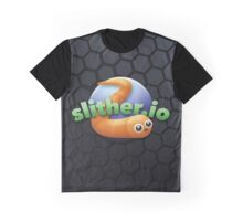 Slither.io Graphic T-Shirt