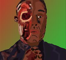 Gustavo Fring Ding ding by Russcraig2112