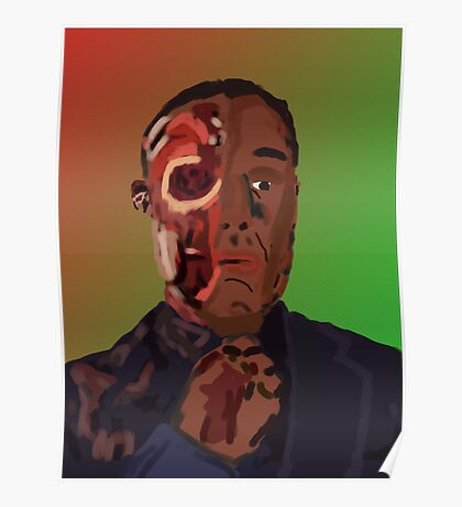 Gustavo Fring Ding ding Poster