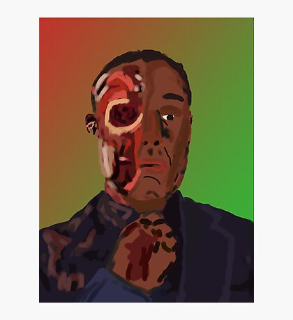 Gustavo Fring Ding ding Photographic Print
