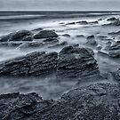 Great Ocean Road Rocks by Mark Higgins