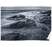 Great Ocean Road Rocks Poster