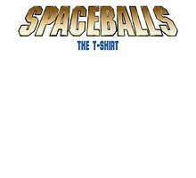 Spaceballs: The T-Shirt by shaydeychic