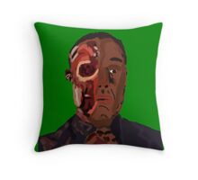 Gustavo Fring Ding ding Throw Pillow