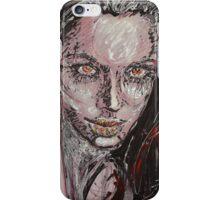 angelina iPhone Case/Skin