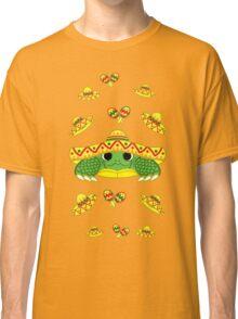 Turtle Sombrero Classic T-Shirt