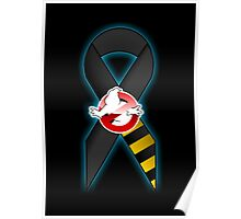 GB Tribute Ribbon Ver.2 (No Face) Black Poster