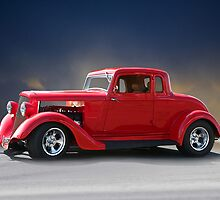 1933 Plymouth Coupe by DaveKoontz