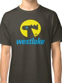 A very Elk sexy Blue & Yellow Design T-Shirt Classic T-Shirt