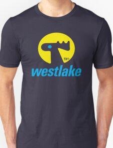 A very Elk sexy Blue & Yellow Design T-Shirt T-Shirt