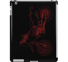 Honda CRF450X Rally Raid iPad Case/Skin