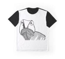 Monsieur Chameleon Graphic T-Shirt