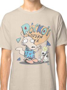 Rocko's Modern Life Classic T-Shirt