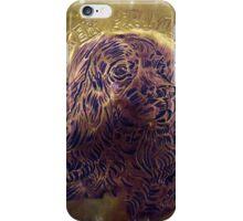 cocker spaniel dog iPhone Case/Skin