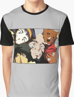 COWBOY BEBOP #01 Graphic T-Shirt