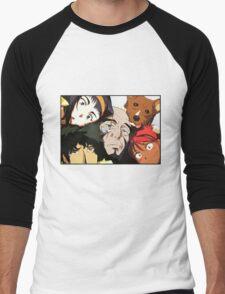 COWBOY BEBOP #01 Men's Baseball ¾ T-Shirt