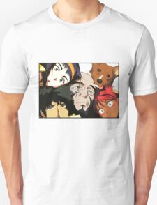 COWBOY BEBOP #01 Unisex T-Shirt