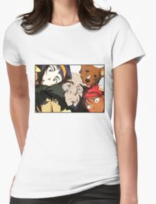 COWBOY BEBOP #01 Womens Fitted T-Shirt