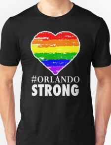 Orlando Strong One Pulse One Love  Unisex T-Shirt